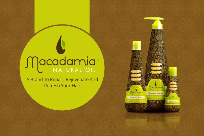 Macadamia: A Brand To Repair, Rejuvenate And Refresh Your